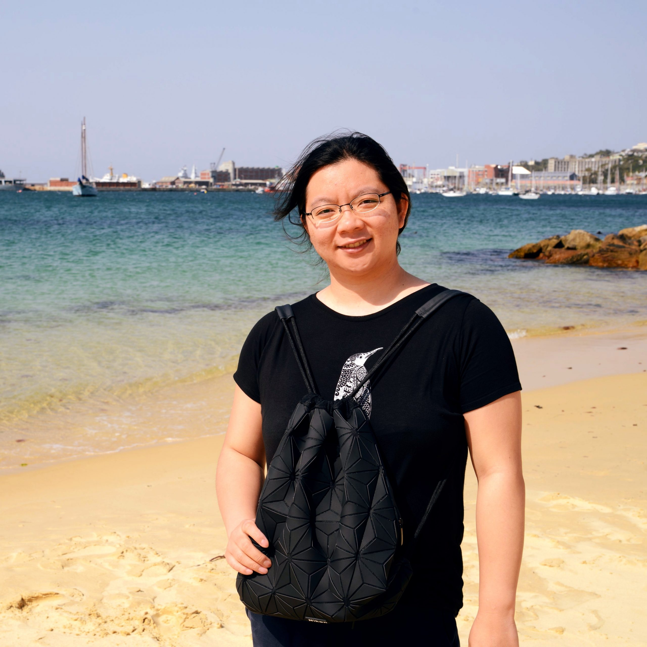 Jingying Wang (POSTDOC)