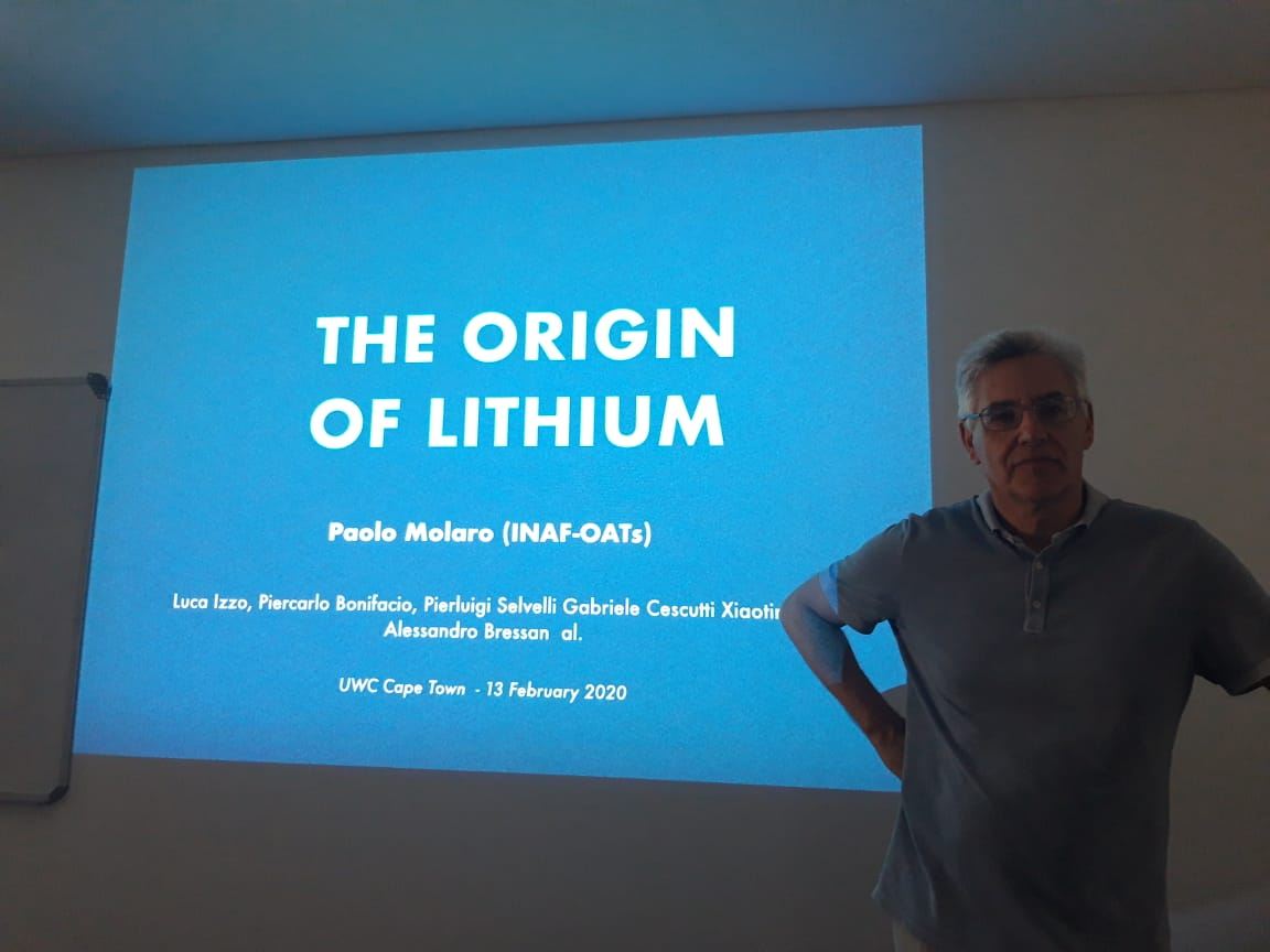 On the origin of Lithium
