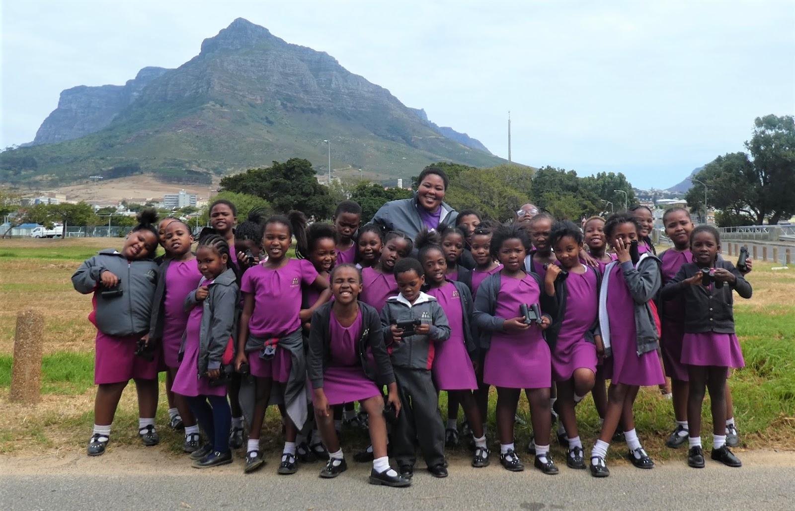 UWC Astro sponsors Molo Mhlaba visit to SAAO